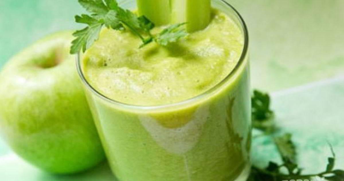 Смузи со шпинатом: рецепты для блендера, с грушей и бананом