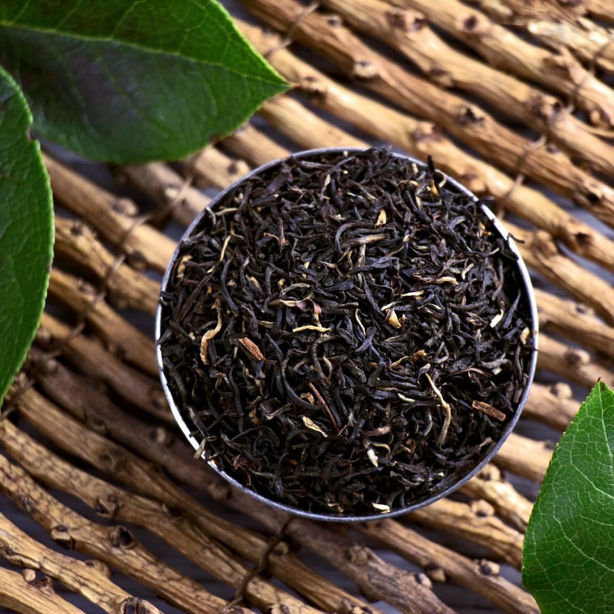 Индийский чай ассам