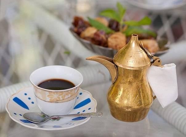 Рецепт кофе по-арабски: как готовить, секреты и польза