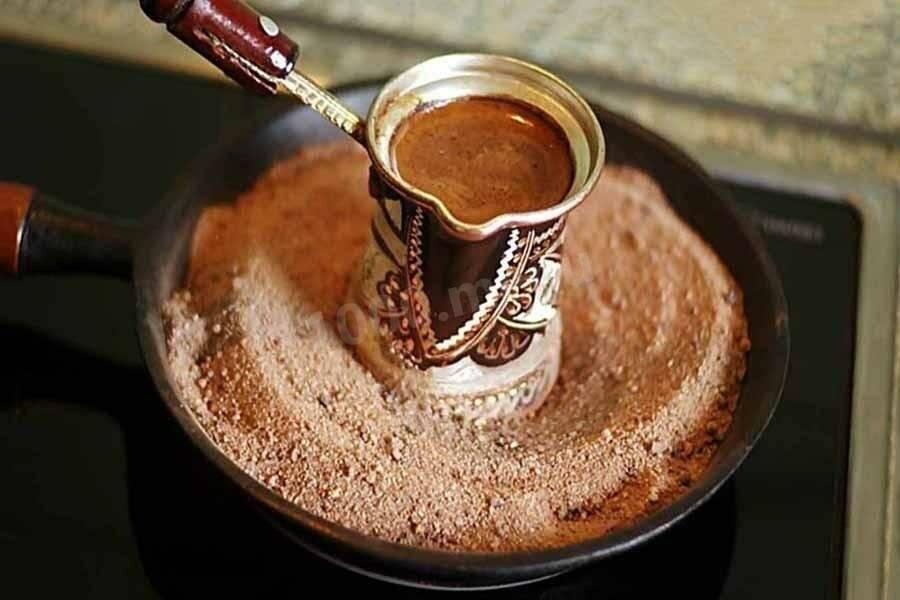 Как варить в турке кофе с молоком - рецепты приготовления