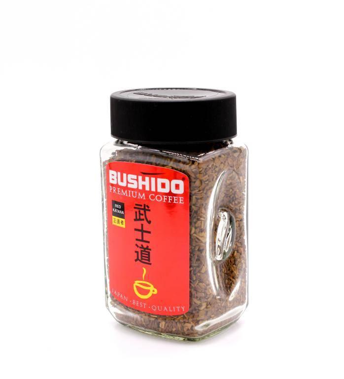 "Кофе ""bushido"" (бушидо), швейцария"