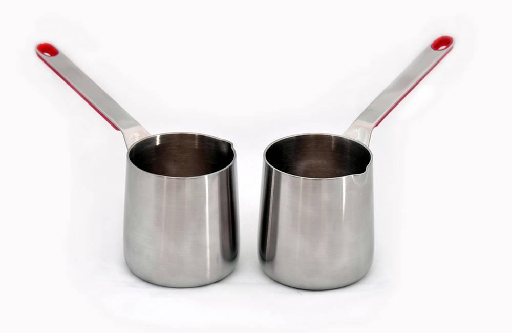 Как выбрать турку, чтобы сварить кофе на индукционной плите