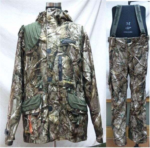 Как подобрать одежду для летнего и осеннего сезона охоты
