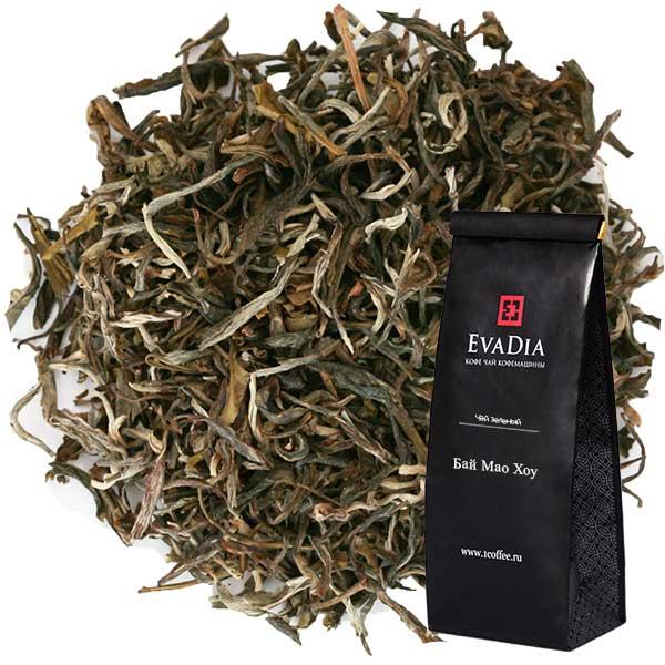 Бай мао хоу (беловолосая обезьяна) — элитный зеленый чай