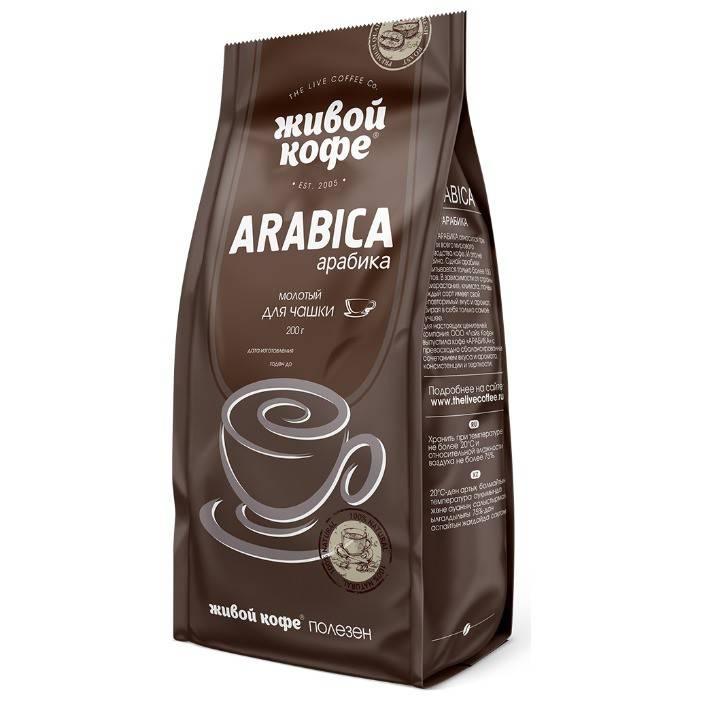 Рейтинг молотого кофе - 10 лучших брендов в россии
