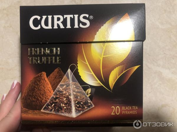 Чай кертис: ассортимент вкусов, отзывы