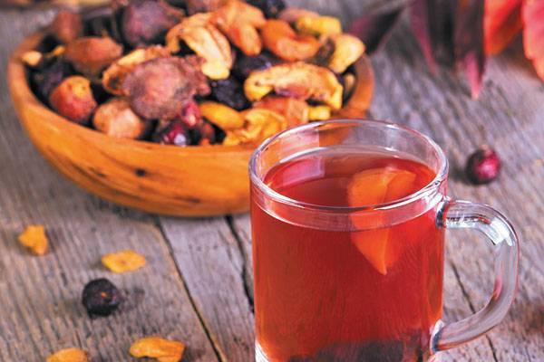 Пошаговый рецепт приготовления компота из чернослива на зиму
