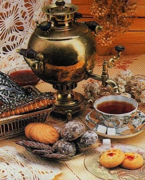 Традиции чаепития в россии - teaterra | teaterra