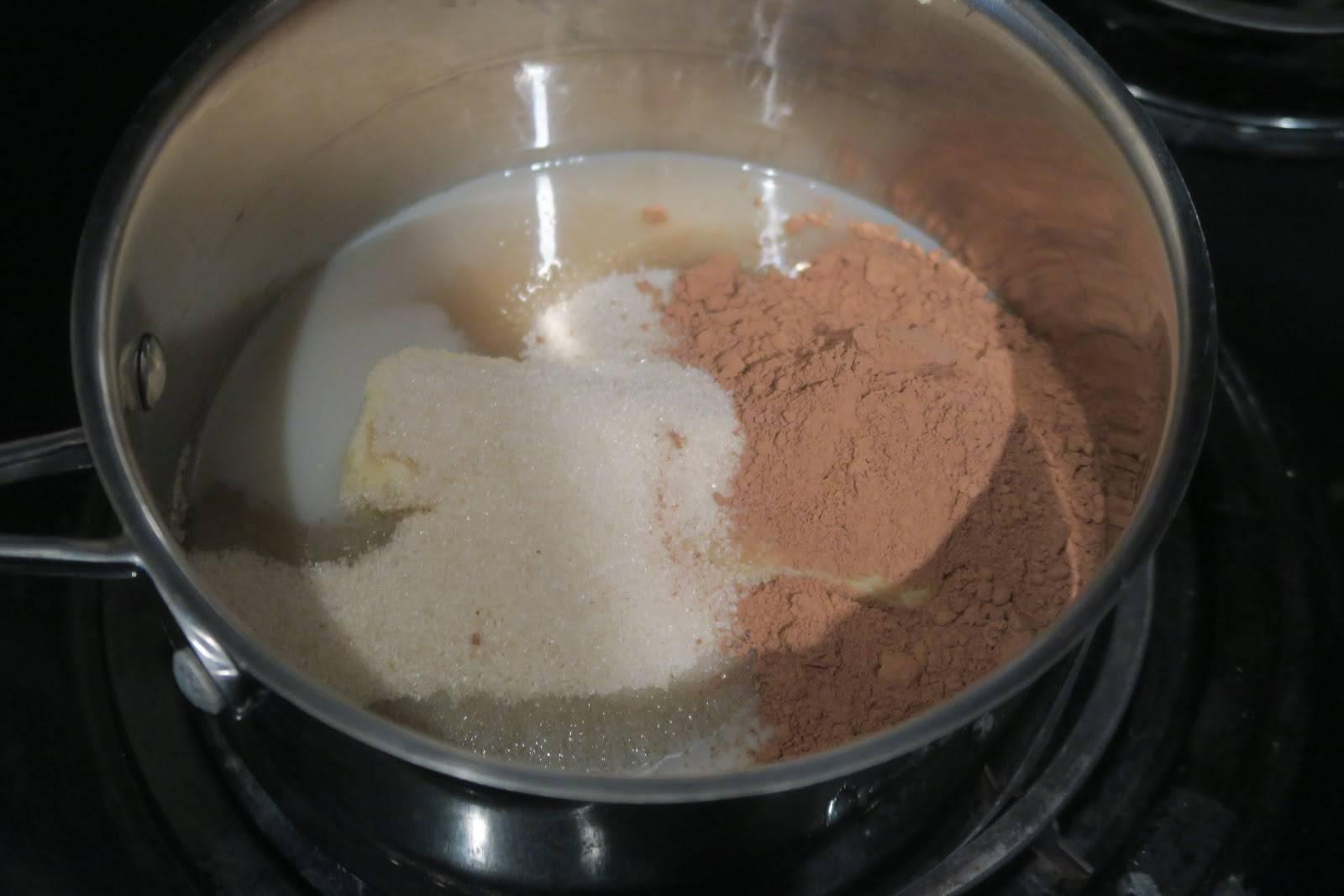 Шоколадная помадка: рецепт и фото