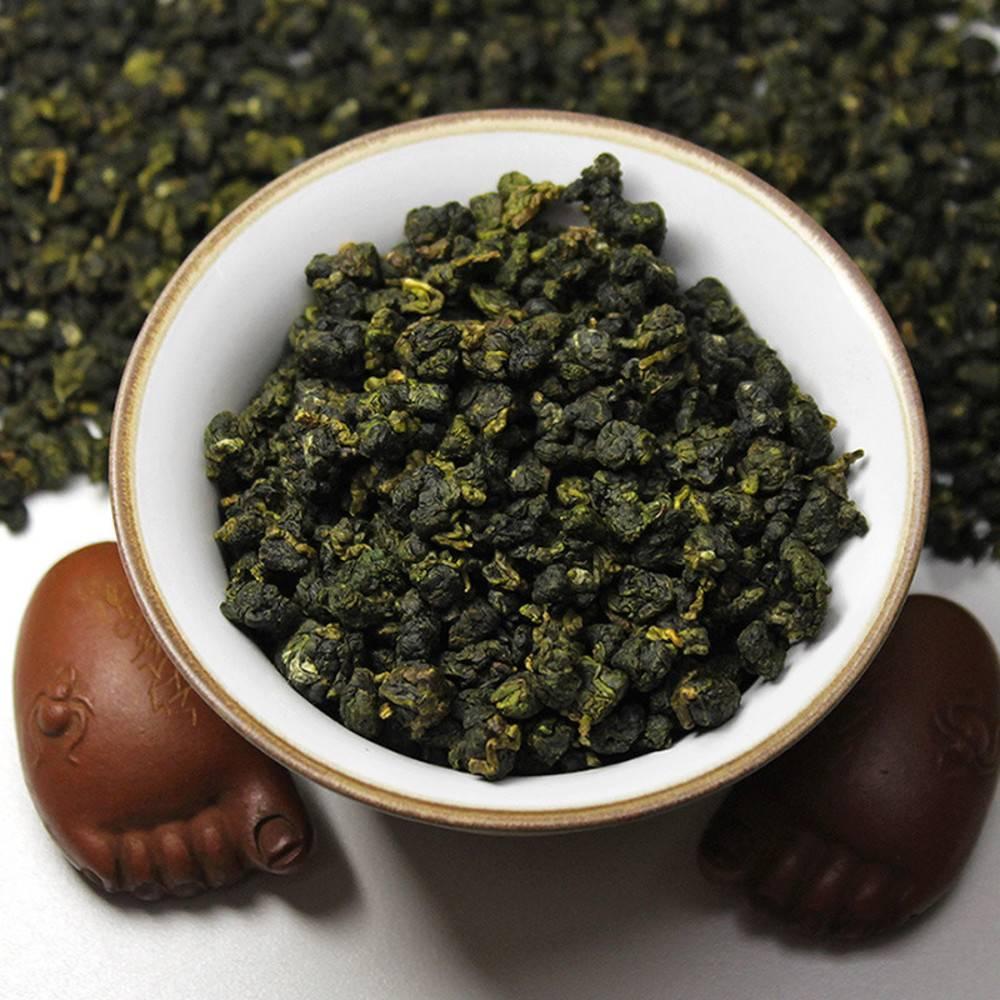 Цзинь сюань, или золотой цветок, или 金萱茶 - teaterra | teaterra