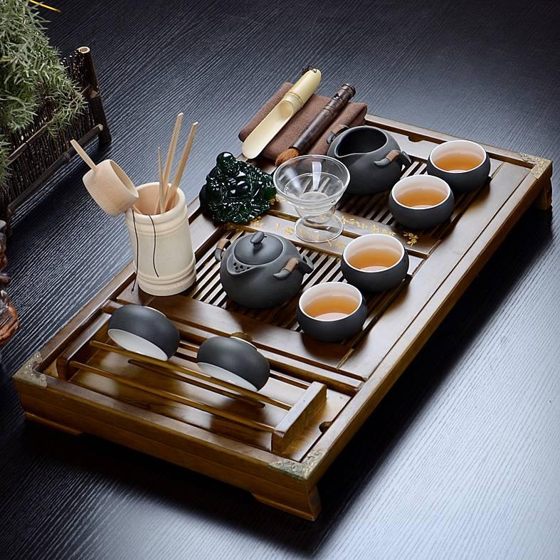 История чайной церемонии в японии