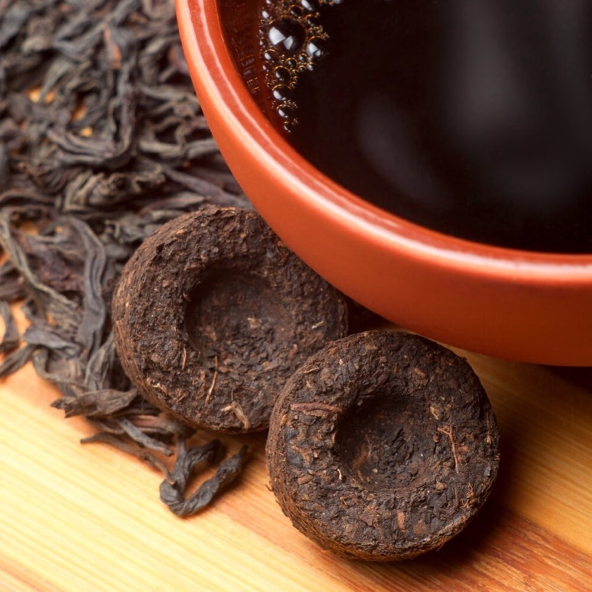 Чай пуэр: полезные свойства, противопоказания, польза и вред