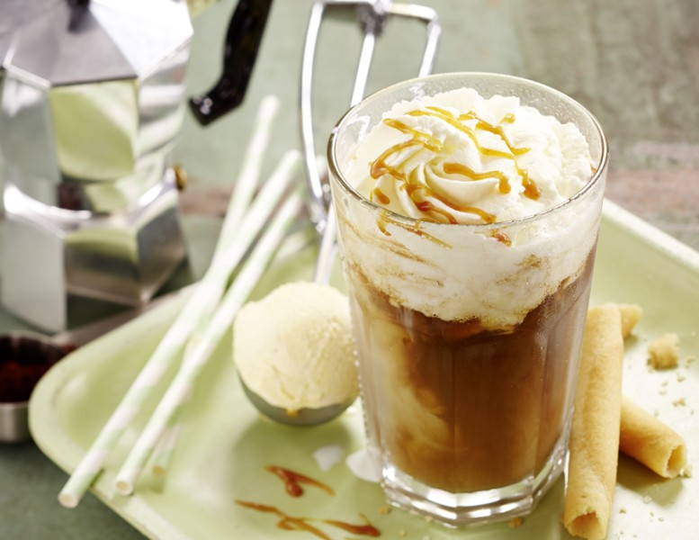 Кофе с мороженым – 8 рецептов, как сделать кофе гляссе в домашних условиях - rus-womens