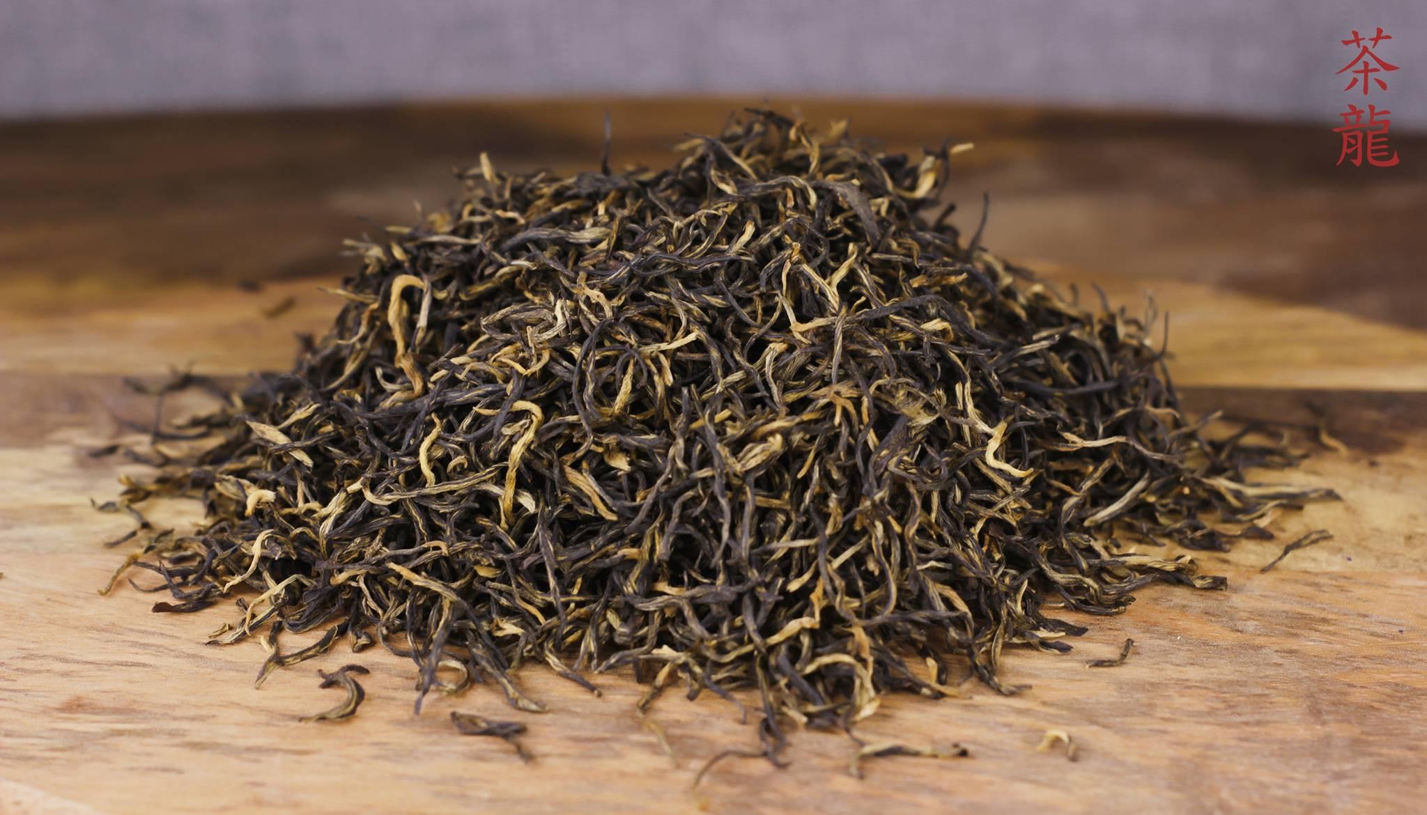 Цзинь цзюнь мэй – чай «золотые брови»