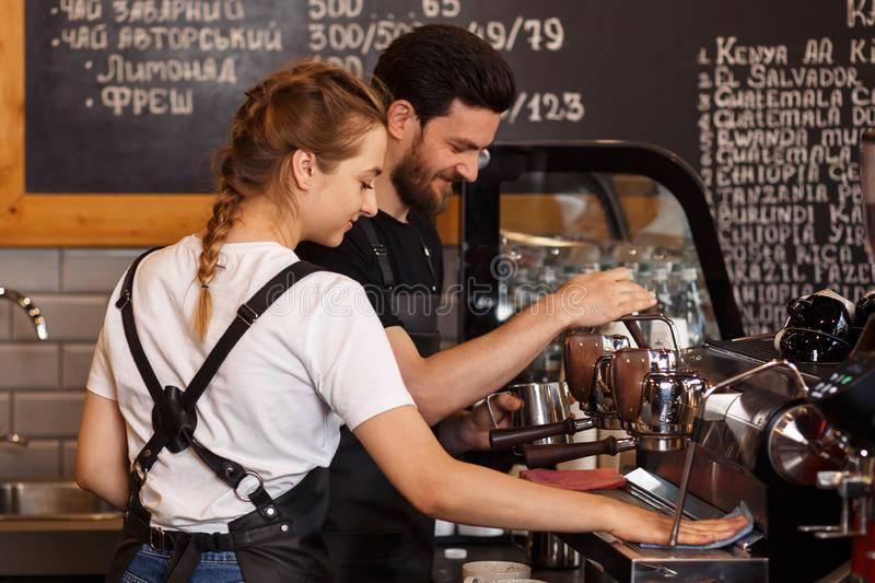 ᐅ тяжело ли работать бариста? | сложно ли работать баристой?