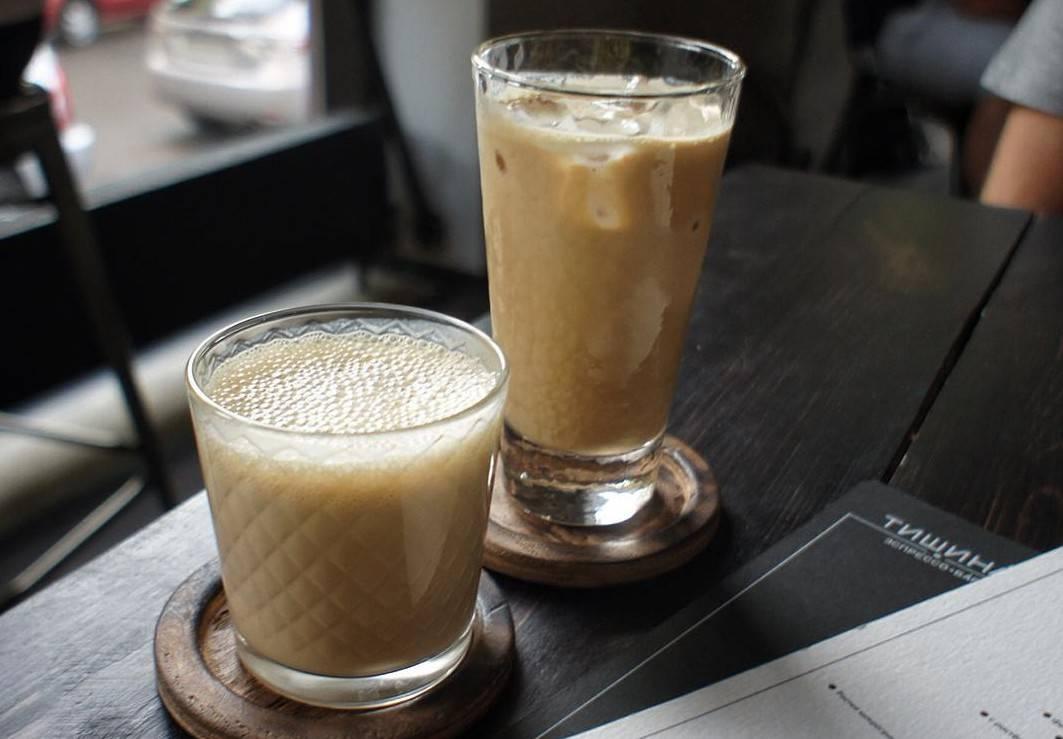 Раф-кофе в домашних условиях по пошаговому рецепту