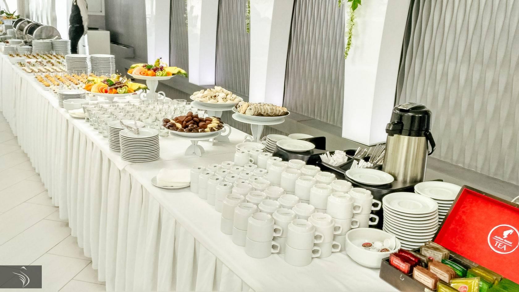 Организация кофе-брейка на 40 человек