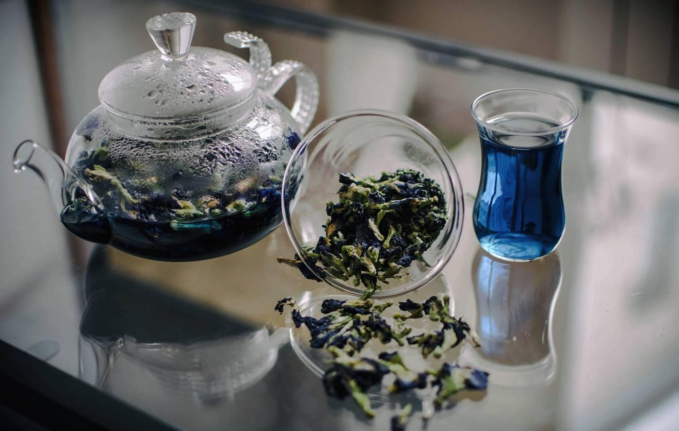 Пурпурный чай чанг-шу и похудение — помогает или нет?   здорова и красива