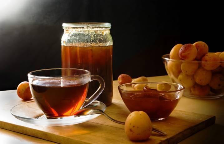 Абрикосовый чай