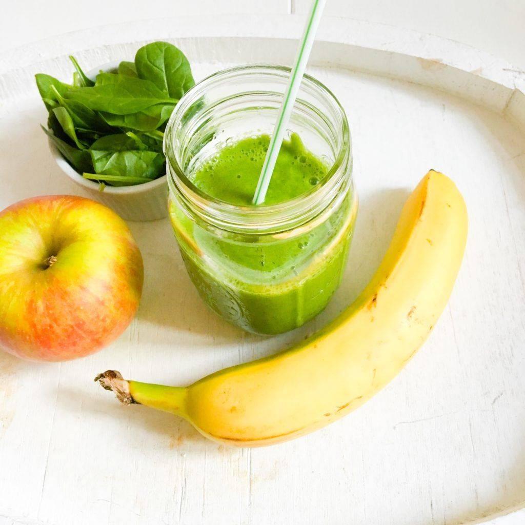 Смузи со шпинатом: 6 полезных рецептов для похудения с фото