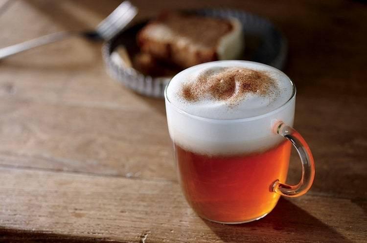 Пряный чай латте: рецепт в домашних условиях пряный чай латте: рецепт в домашних условиях