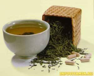 Узбекский зеленый чай польза и вред