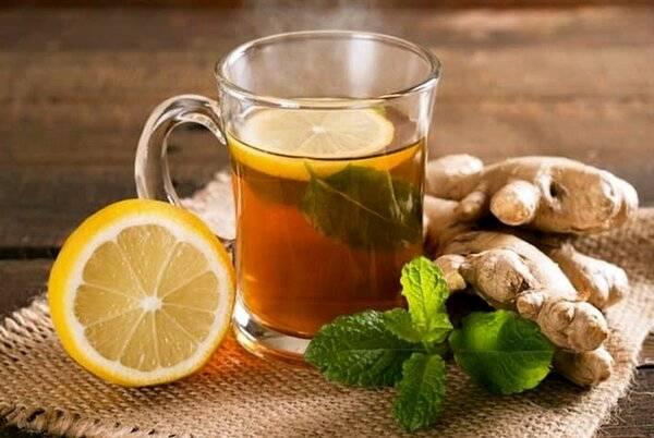 Как приготовить чай с имбирем для похудения – рецепты с лимоном и медом, зеленым чаем