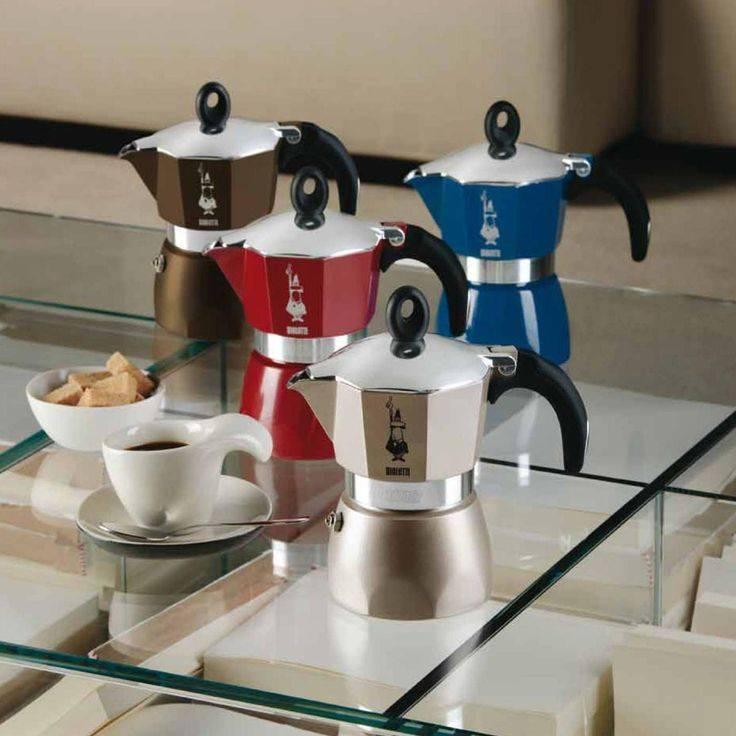 Рейтинг лучших моделей гейзерных кофеварок