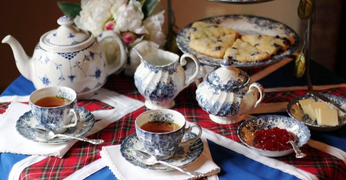 Лучшие сорта английского чая и традиционное чаепитие англичан