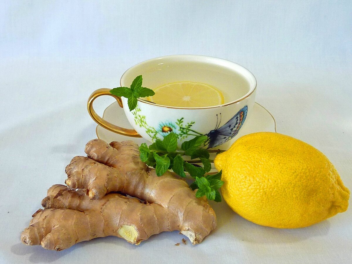 Польза и вред чая с имбирем для здоровья мужчин и женщин