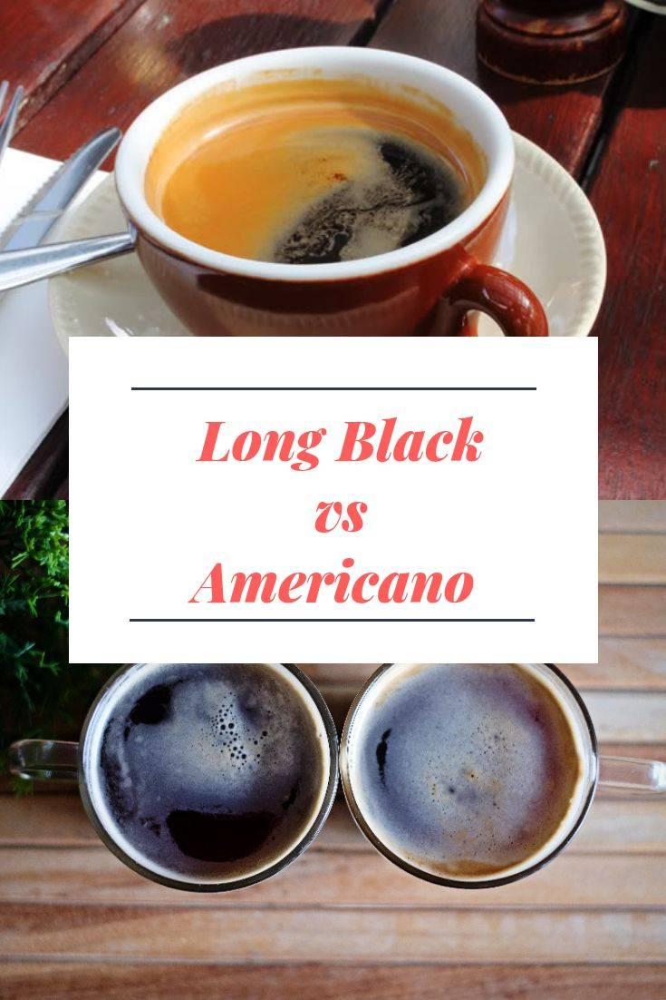 Кофе американо: история появления, особенности и рецепты