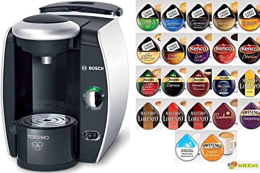 Какие бывают капсулы для разных брендов кофемашин