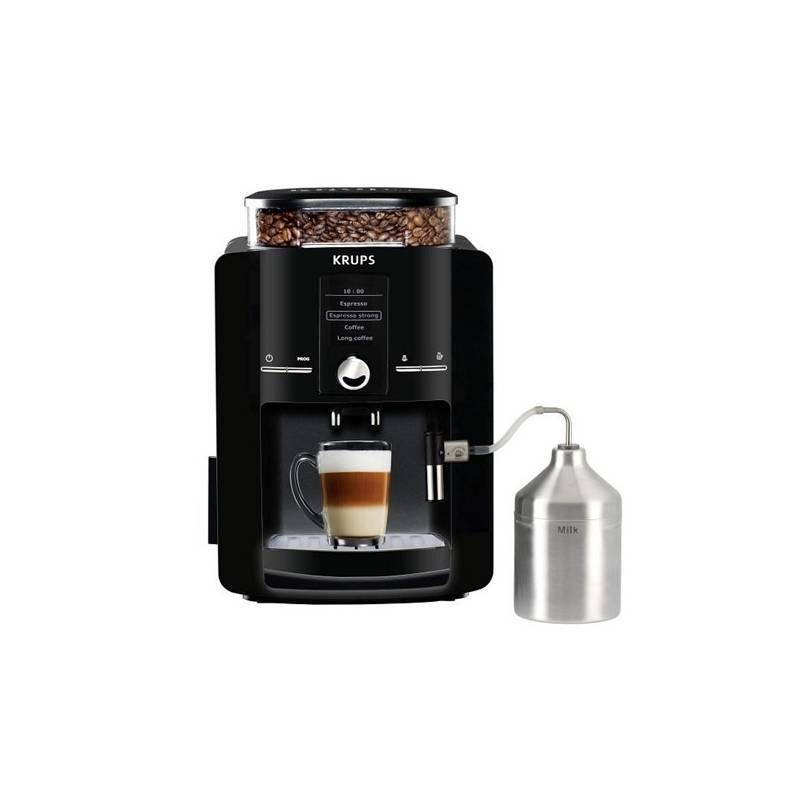 Особенности работы кофемашин krups