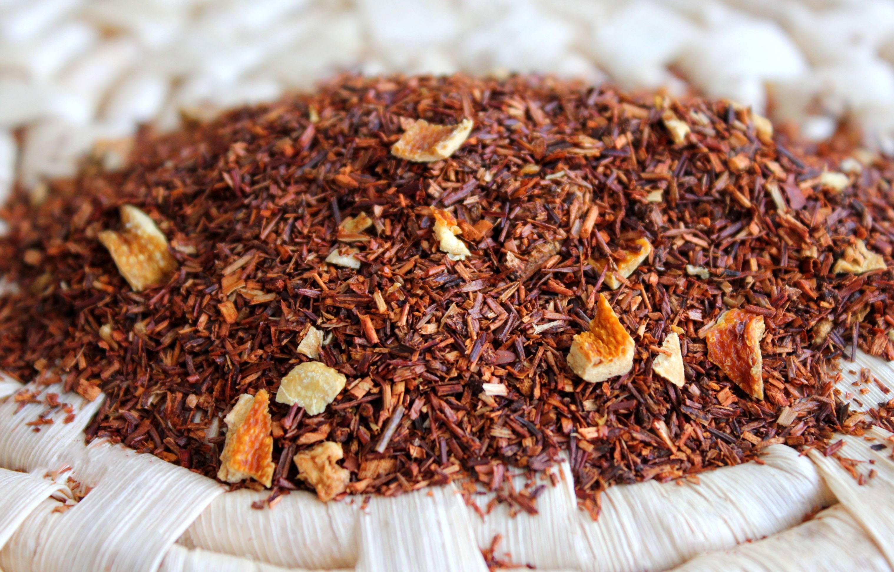 Африканский чай ройбуш | стройность и красота в идеале