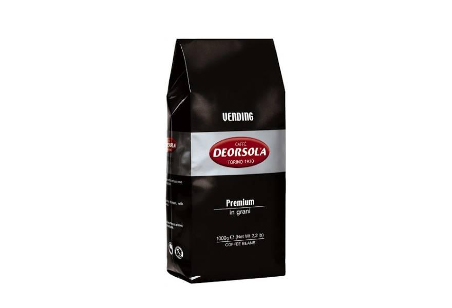Deorsola, итальянский кофе, обзор линейки, характеристики деорсола