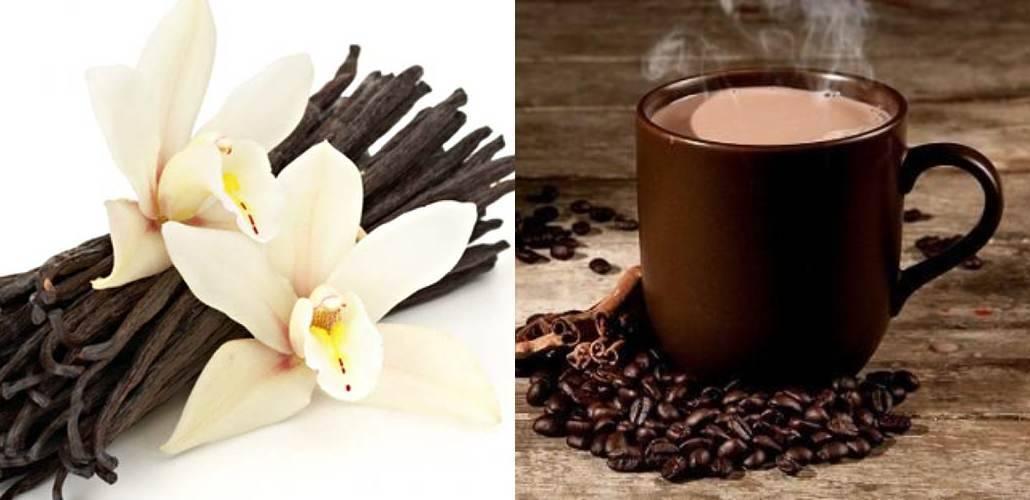 Ванильный кофе: 4 рецепта приготовления напитка ☕