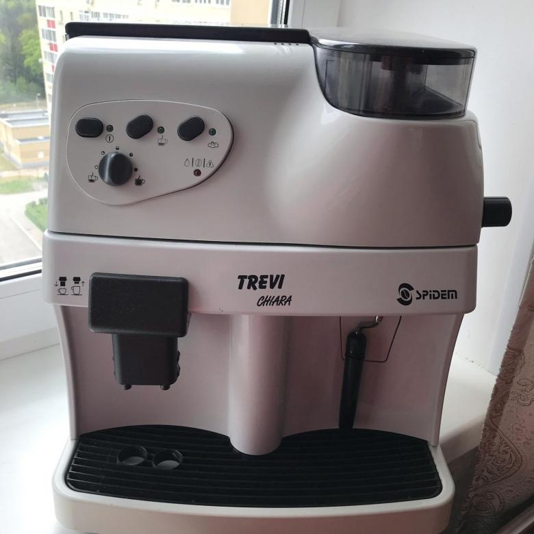 Кофемашины spidem (спидем) - производитель, ассортимент, цены, отзывы