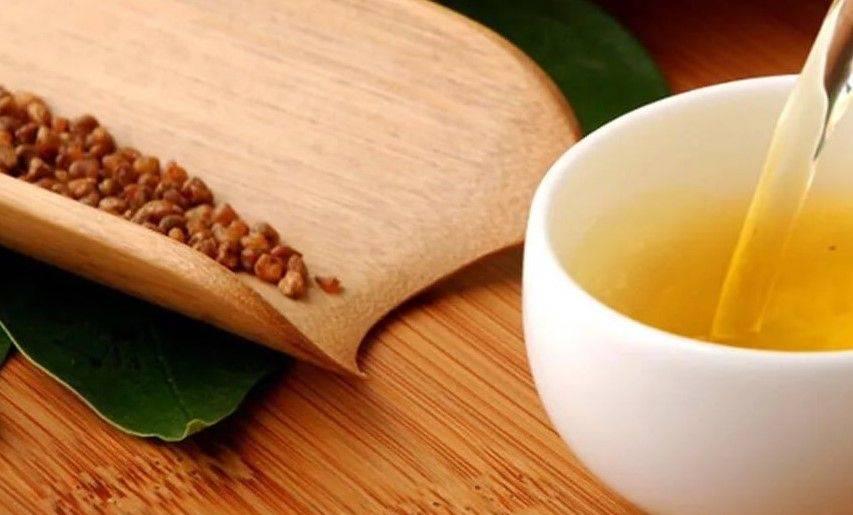 Гречишный (гречневый) чай из семян татарской гречихи. гречишный чай — польза и вред