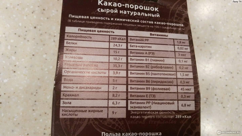 Чем полезен какао порошок для здоровья женщин и мужчин, свойства, напитки с молоком и противопоказания