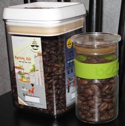 Как хранить кофе (в зернах, молотый, растворимый, в капсухал)