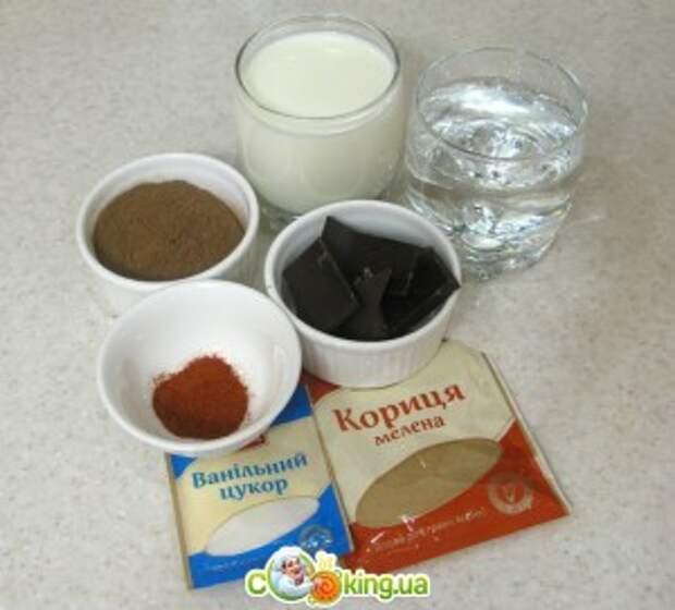 Пряный шоколад рецепт в игре кофейня