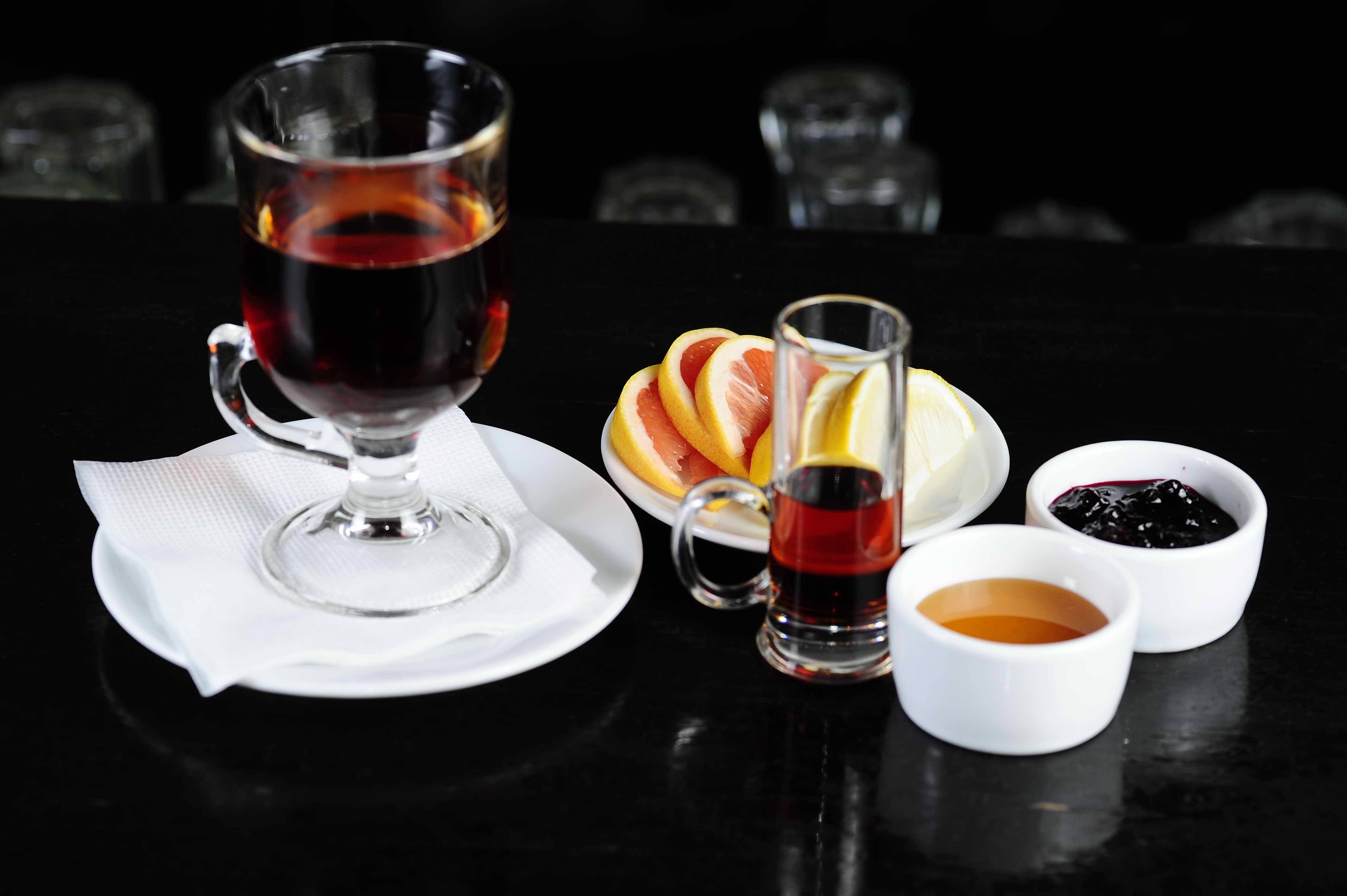 Коньяк кофейный