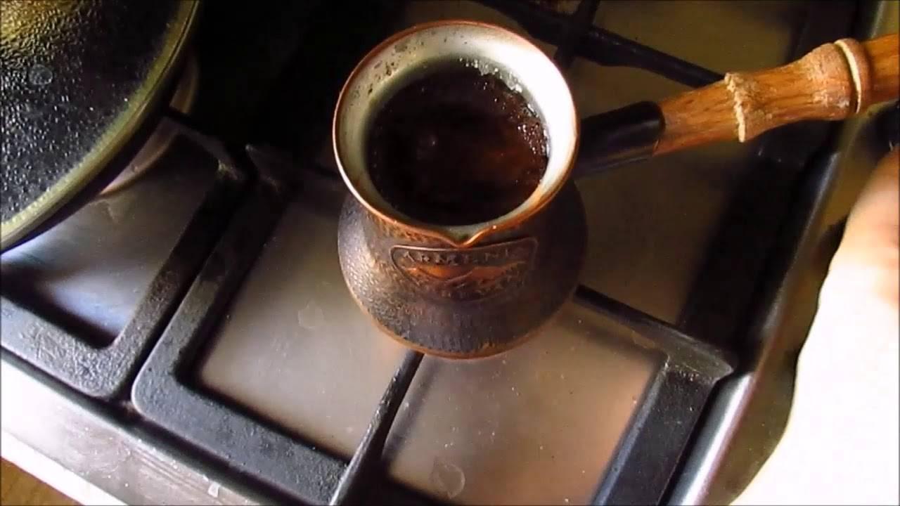 Кофе по-восточному: рецепты, секреты приготовления, правила употребления