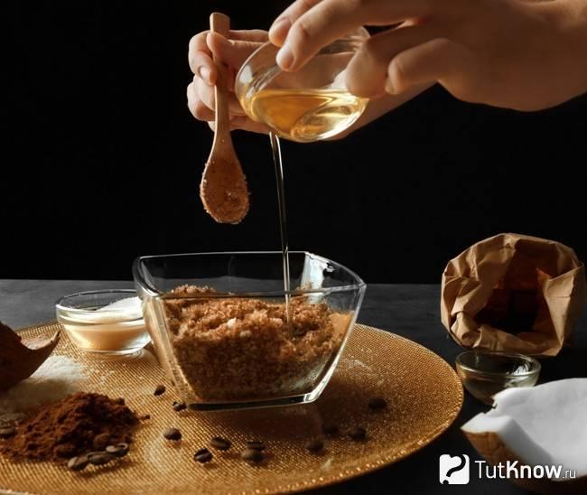 Кофейная гуща для лица и тела— рецепты эффективных  кофейных  скрабов и масок