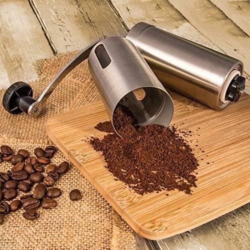 Способы помола кофейных зерен при отсутствии кофемолки. как размолоть кофе в домашних условиях как размолоть кофе в зернах