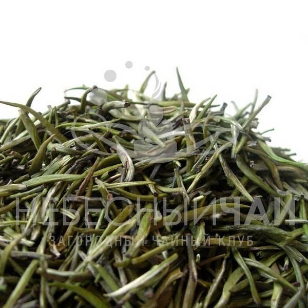 Чжу е цин «свежесть бамбуковых листьев» №1400 (высшее качество, весна 2014)
