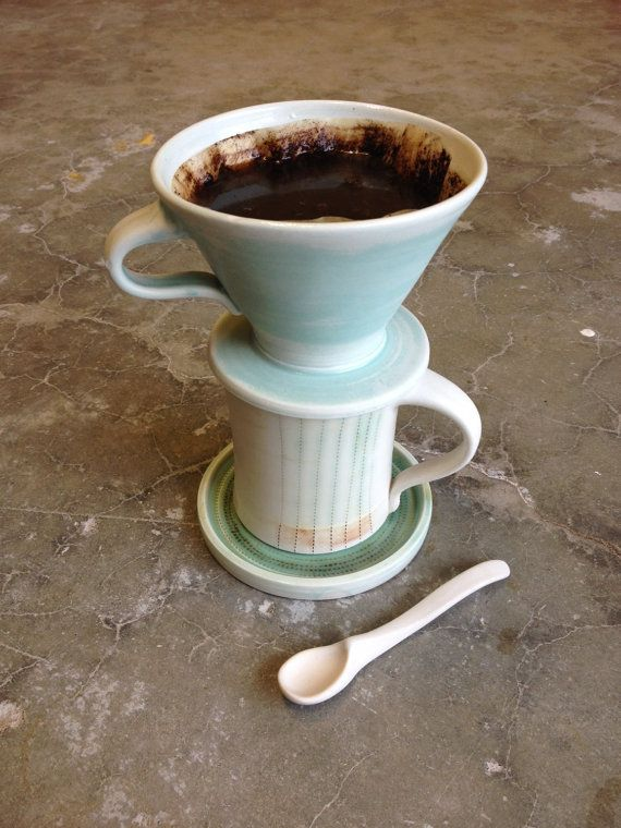 Пуровер или как приготовить кофе по-японски