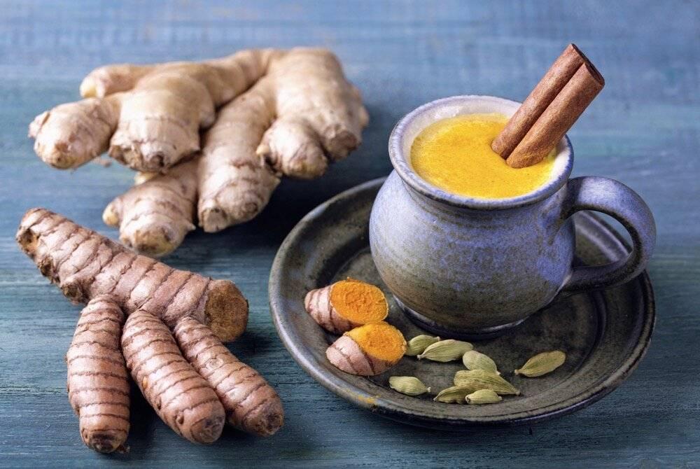 Чай с куркумой: рецепты, польза и вред, а также можно ли добавлять в зеленый и черный, как приготовить и пить?