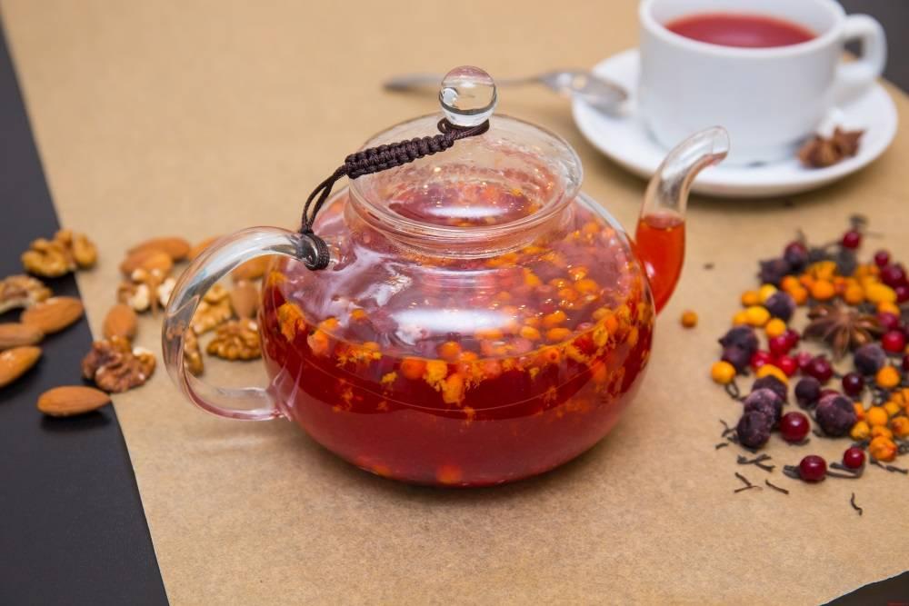 Витаминный чай: рецепты приготовления напитков из трав