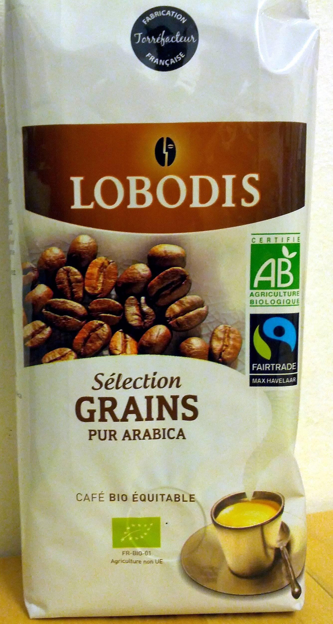 Кофе в зернах lobodis caraibies kalinda натуральный жареный 1 кг